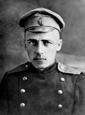 Велимир Хлебников на военной службе